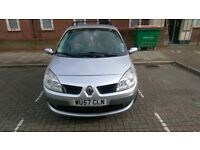 RENAULT SCENIC AUTOMATIC 57 REG FOR SALE