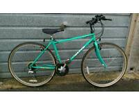 Hybrid 700c bike UNISEX city bike