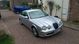 Weekend sale, New MOT, Jaguar S-Type 4.2L V8