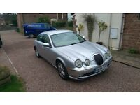 New MOT, Jaguar S-Type 4.2L V8