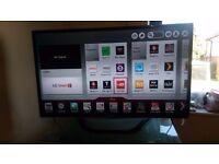 42LN575V 42 inch Full HD Freeview HD LED Smart TV