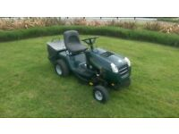 Hayter Heritage 13/30 Ride on Mower 2005 Lawnmower / Garden Tractor