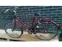 Ladies Town bike Raleigh Cameo Vintage