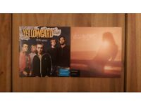 "Yellowcard 'Ocean Avenue' & 'Way Away' Limited Edition Coloured 7"" Vinyl Singles"