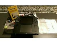 Nintendo 2DS Blue and Black
