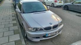 2003 BMW 3series zhp