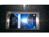 Samsung S7 edge in Gold colour 32gb