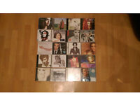 25 CD's MAINLY FEMALE ARTISTS MADONNA - ANNIE LENNOX