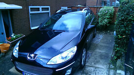 Peugeot 407 2.0 SW Sport HDI - 2008 - Excellent Condition