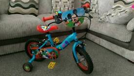 Mickey Mouse 12inch Bike