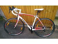 MENS ROAD BIKE: TREK Domane '2.3'c Mens Road Bike: Large 56cm' frame -2014 Model - £680
