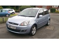 2007(07) FORD FIESTA 1.4 ZETEC CLIMATE AUTO - REDUCED BY £495 - FSH - MOT JULY 17