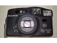 Fujifim 35mm DL-270 camera and carry case - like new