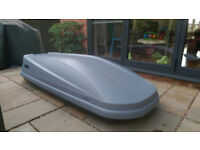 Large Thule roof box for hire
