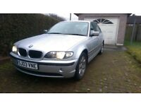 03 BMW 3 Series 2.0 318i SE 4dr, PERFECT CONDITION