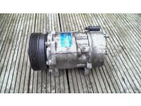 Audi tt air conditioning pump, also fits vw, seat, skoda and ford, from 2004,will fit 2001 onwards