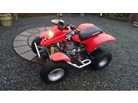 Price drop For sale a 250cc quad barossa cheetah road legal quads quad rm yz 4x4 car cars cardiff