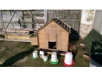 Chicken house coop and accessories!