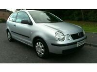 2005 VOLKSWAGEN POLO 1.2 * LONG MOT JULY 2017 *