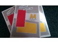 Student refill pad A4 160 sheet