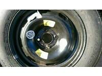 """Full size 15"""" spare wheel"""