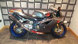 Aprilia RSV 1000R Factory Championship Edition