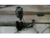 Bmw e46 suspension legs and wishbones