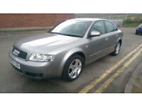 Audi A4 1.9 TDi SE saloon 130bhp 6speed FSH Belt Done
