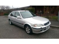 Honda Civic 1.6i ES Hatchback 1year MOT
