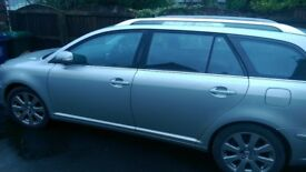2007 Toyota Avensis d4d estate breaking for parts