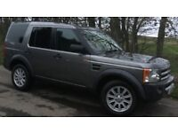 Land Rover DISCOVERY 2.7 TDV6 SE 7 Seater 4x4 4wd Full Service History Incl Cam Belt Change Done