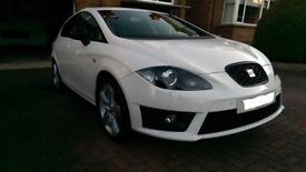 2011 SEAT Leon 2.0 TDI CR FR+ 5dr. **VERY LOW MILAGE**