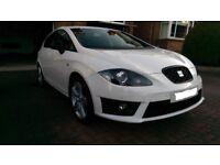 2011 SEAT Leon 2.0 TDI CR FR+ 5dr. **VERY LOW MILAGE**
