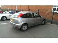 2003 Ford Focus TDCI Brand new alternator and pulley, fully running, requires welding for MOT.