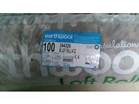 Knauf Earthwool insulation Rolls