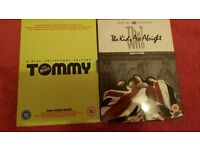 Tommy and The Kids are Alright dvds