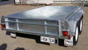 New 8x5 Tandem Axle Galvanised Trailer with Electric brakes Hindmarsh Charles Sturt Area Preview