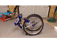 Samchuly folding bike - SOLD