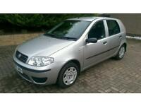 Fiat Punto 1.2 *2005* *79k *1 year MOT* New clutch* Corsa Polo Clio Fiesta Yaris