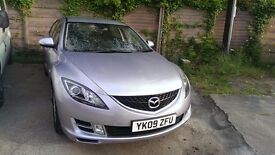 Mazda6 2.0 ts2