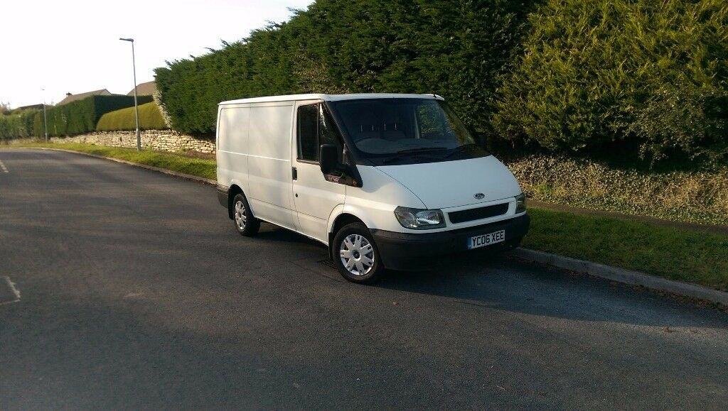 2006 mk6 Ford Transit 100 Van 2500 ono GOOD UNDERNEATH, ready to make you money now!