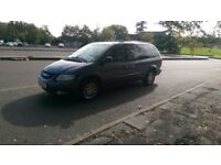 Chrysler GRAND VOYAGER 2,5 crd - manual for sale