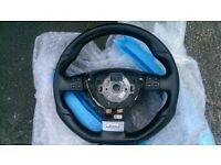 Golf GTI mk 5 DSG/manual steering wheel