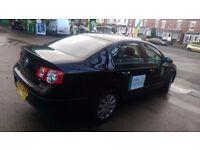VW PASSAT 2007 1.9 TDI Saloon, Wolverhampton Private Hire TAXI, Uber Ready, Great SHAPE!