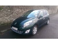 2010 Renault Grand Scenic 1.5 dCi 7 seater
