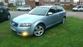 ABSOLUTE BARGAIN - Audi A3 1.9 TDI Sport S-Line Model - 3 Door - Same as VW Golf - Open to Offers