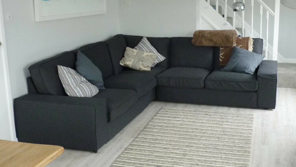 Ikea Kivik Corner Sofa Large 2 5m X 2 5m In
