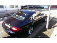 Mercedes Benz CLS with low genuine mileage for sale