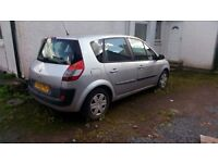 SOLD NOW - Renault Scenic 2006 in good clean condition