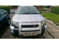 For Sale: Land Rover Freelander TD4 Sport Auto (2004) Silver.